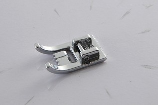 HUSQVARNA VIKING presser  Foot 4123628-45  7 Groove Pin Tuck Foot