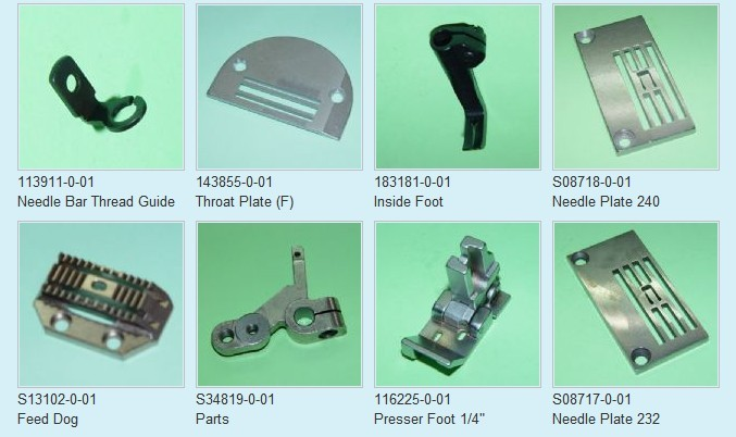 Brother sewing machine parts