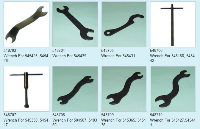 SINGER sewing machine parts