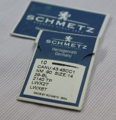 schmetz sewing needle LWX6T