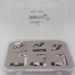 HONEYESW DOMESTIC SEWING PRESSER FOOT SEWING FEET KITS HM-007-001